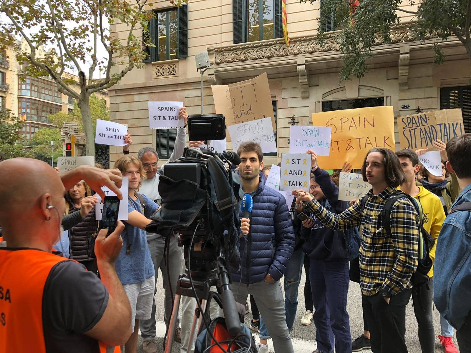 barcelone indépendantiste