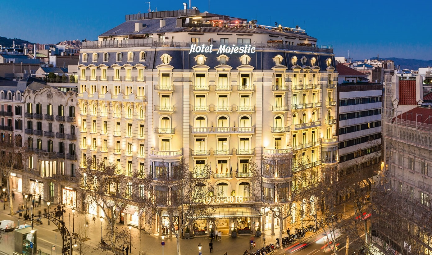 hotel cluxe barcelone
