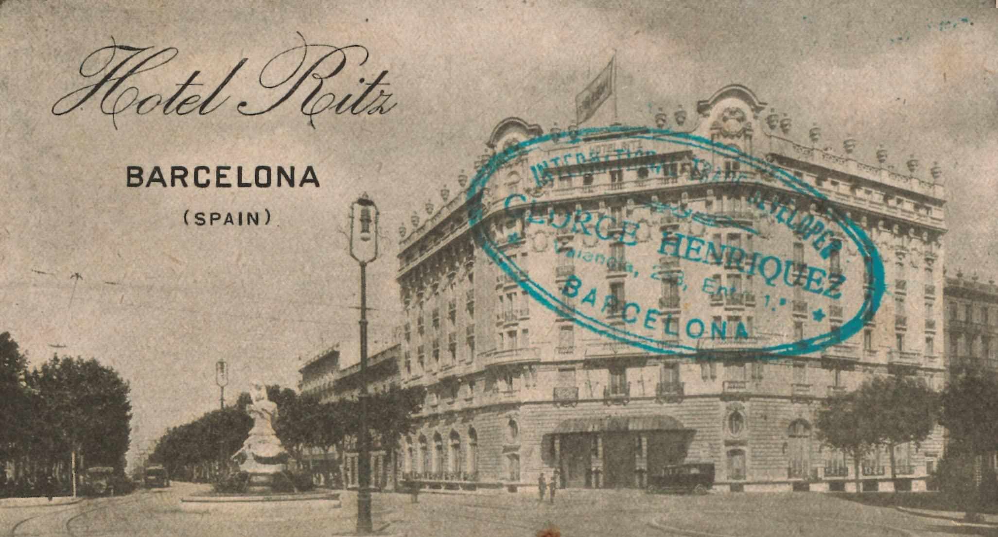 hotel palace espagne