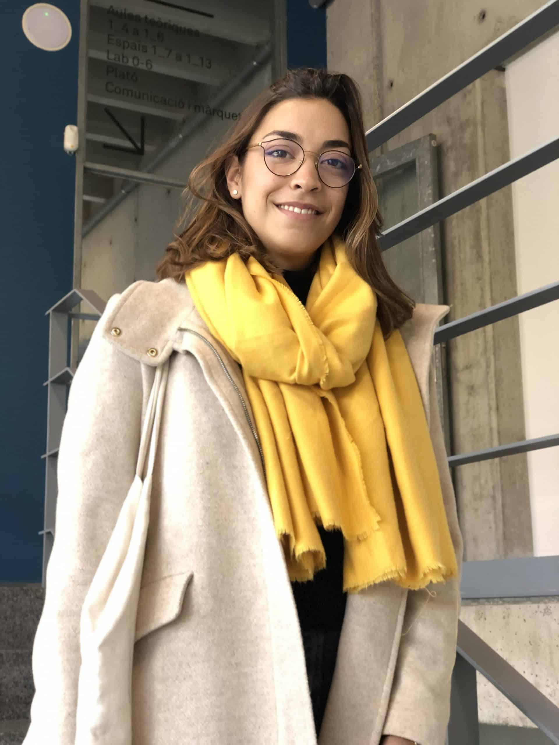 étudiante française barcelone