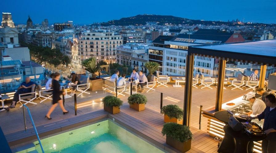 hotel majestic barcelone