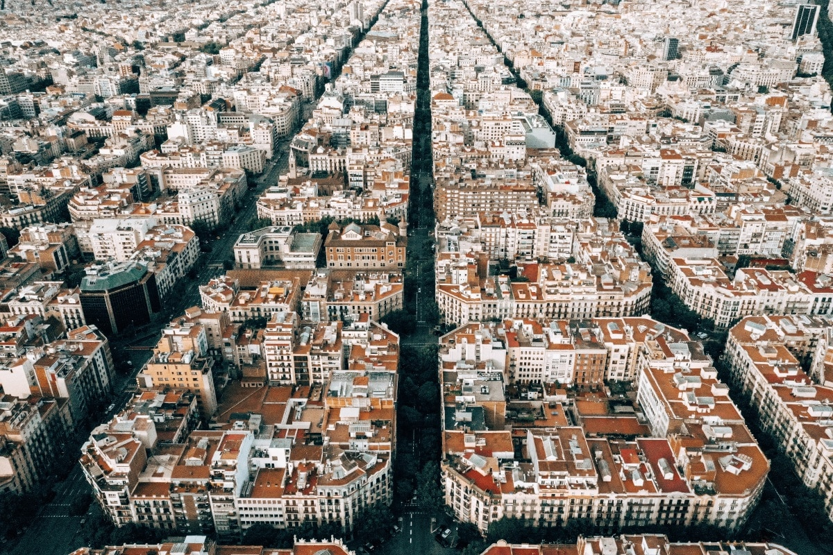 Immobilier Barcelone