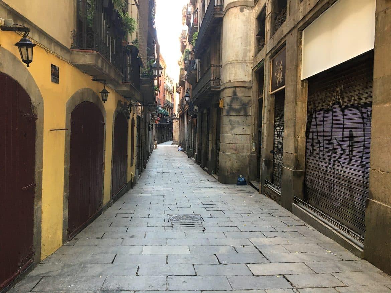 quarantaine barcelone