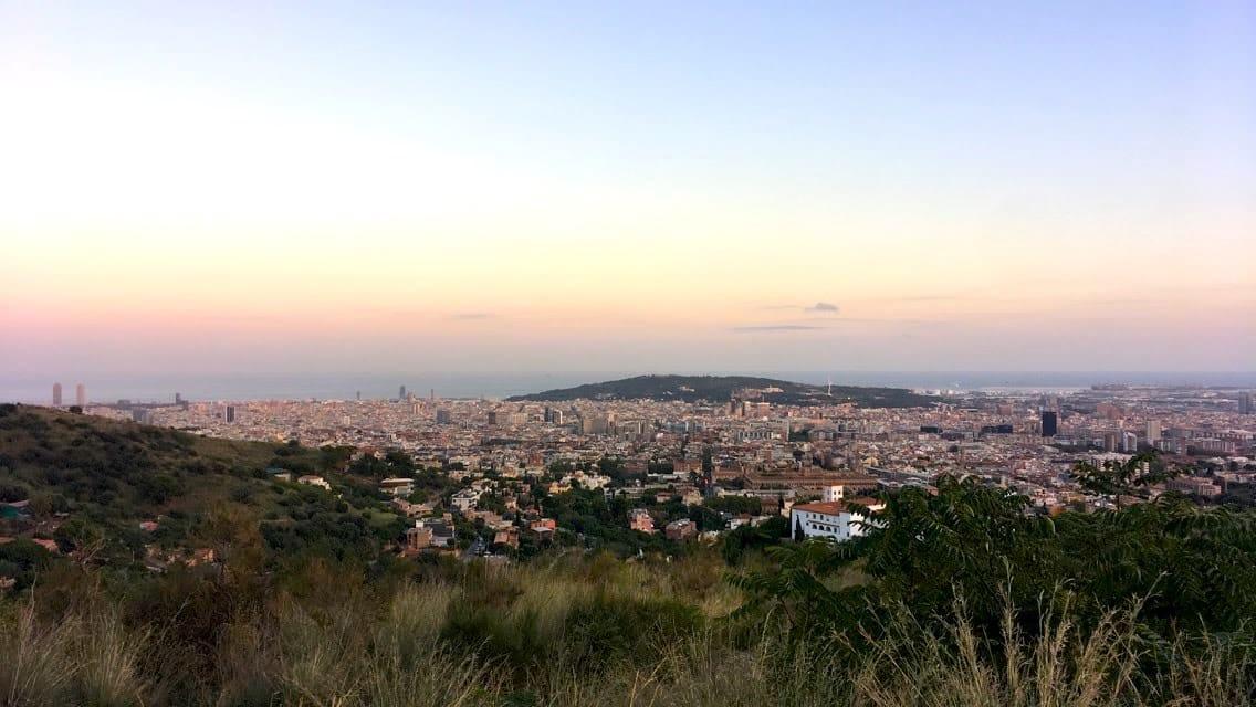 miradors de Barcelone