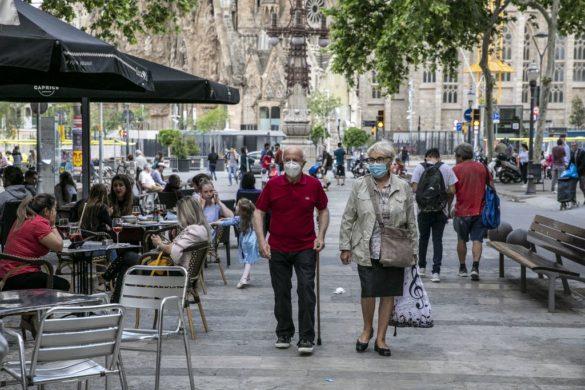Barcelone sans voiture