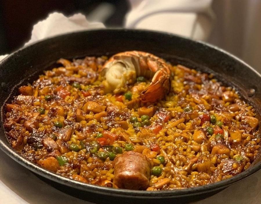 restaurants à Barcelone