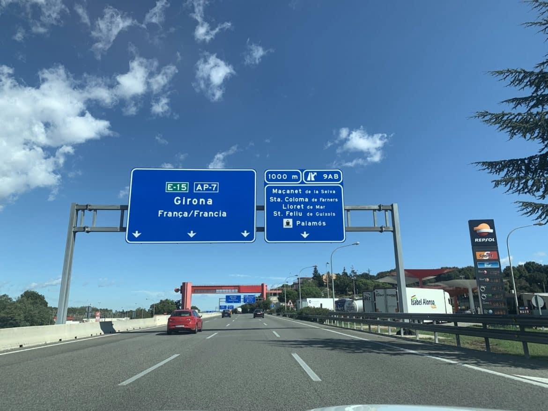 frontière France Espagne