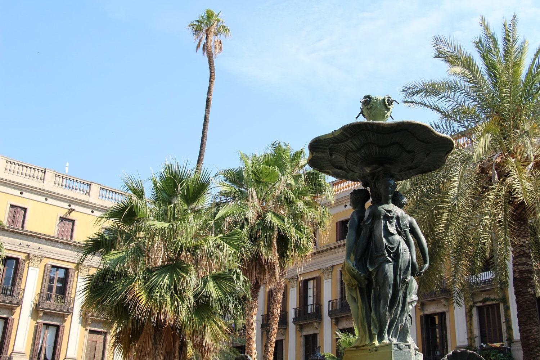 barcelone centre-ville