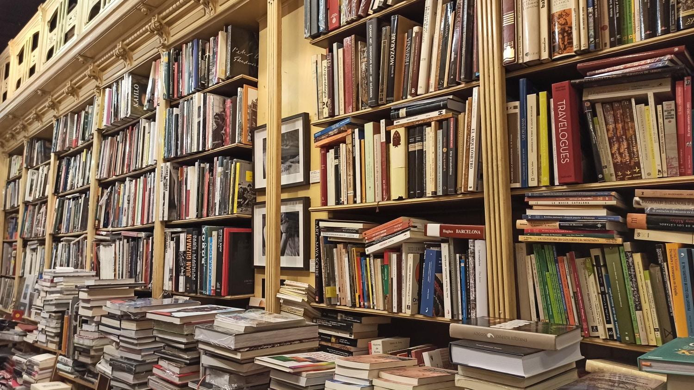 librairies à Barcelone