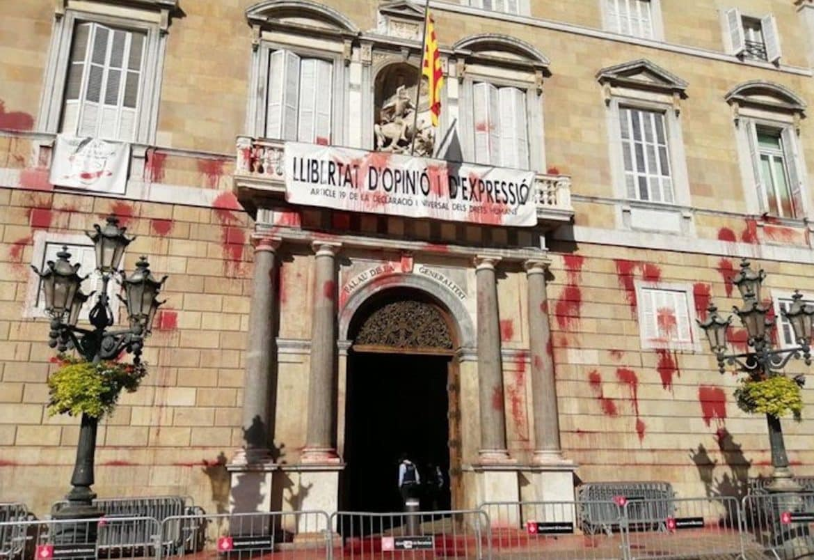 gouvernement catalan barcelone