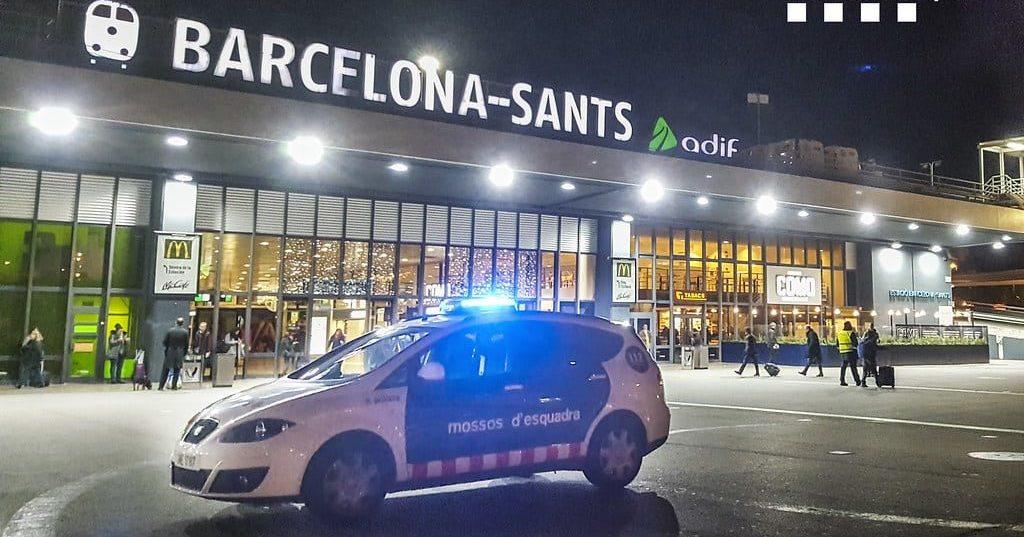 couvre feu en Catalogne