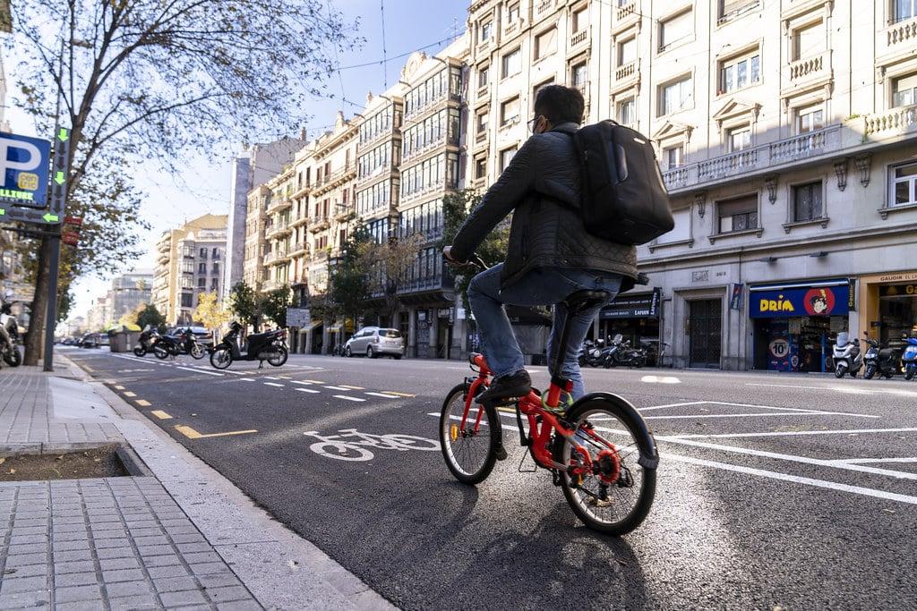 Vélos Barcelone