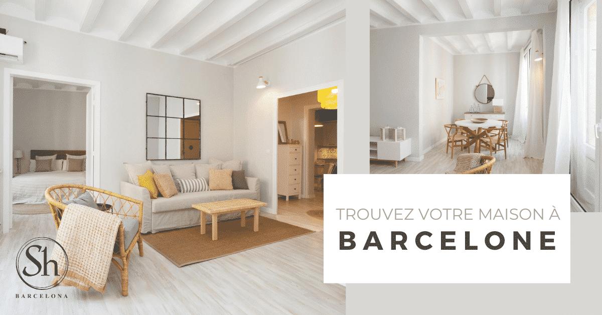 agences immobilières françaises à Barcelone