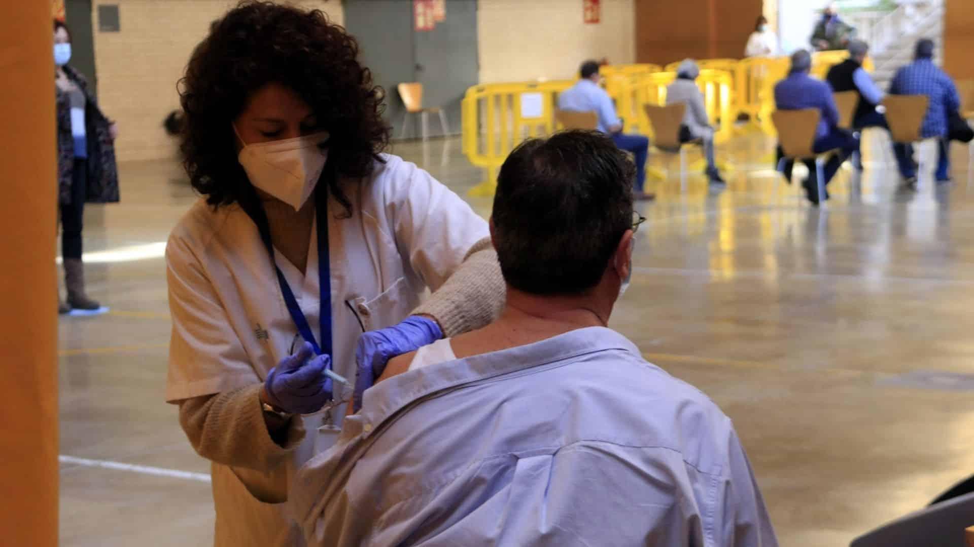 Vaccins en Catalogne