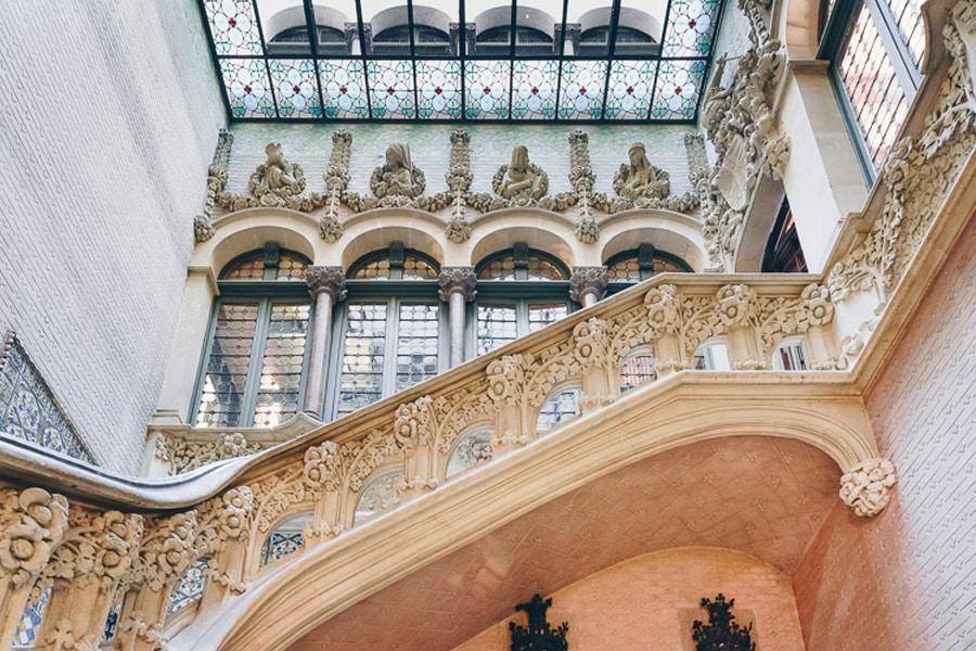 maison moderniste barcelone