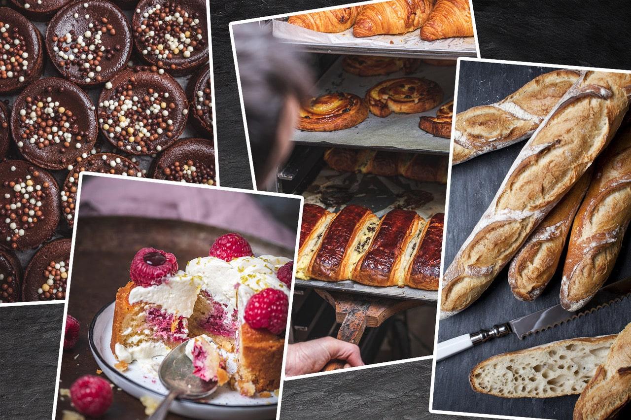 boulangeries et pâtisseries françaises à Barcelone
