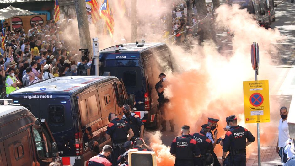 independantistes catalans