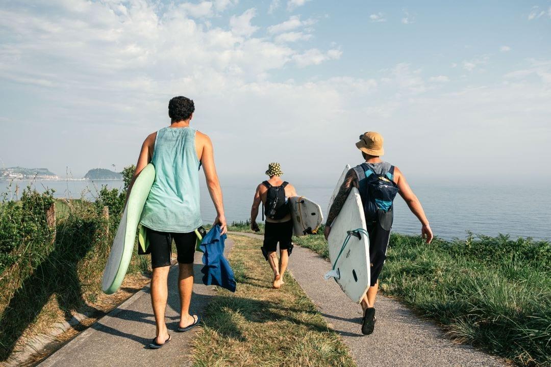 surf camp san sebastian