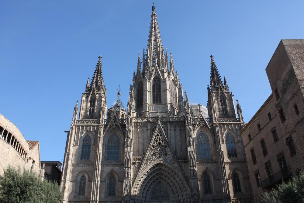0909 La Catedral de la Santa Creu i Santa Eulalia
