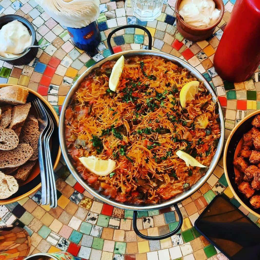 manger vegan à Barcelone