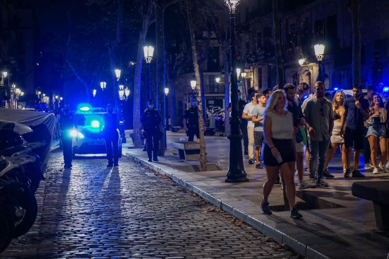 Photo soiree Barcelone 2021 08 20 Clementine Laurent 7 sur 11