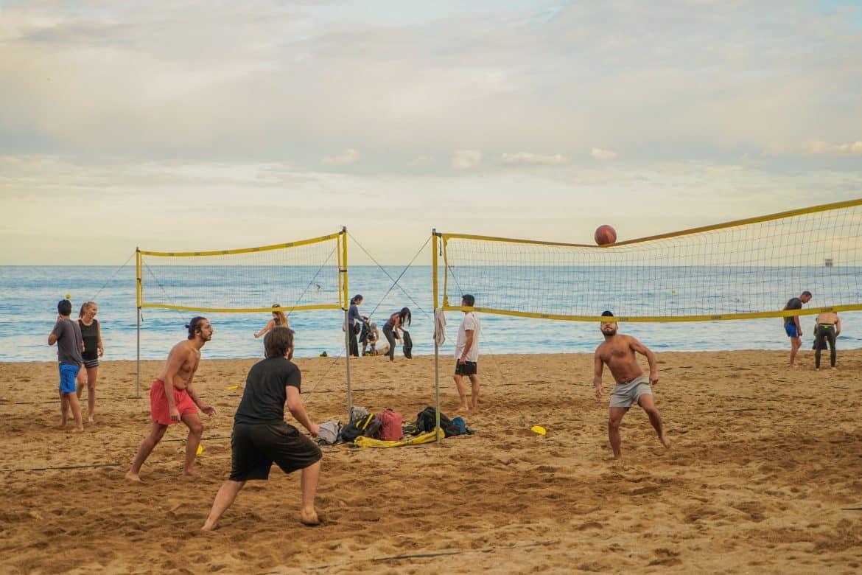 Faire du sport à Barcelone